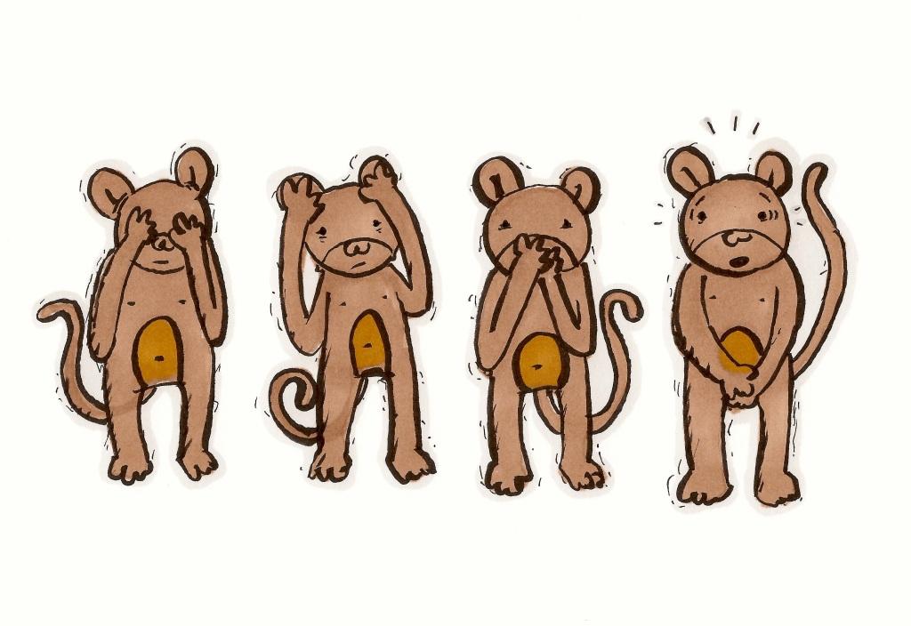 Monkeys by Ben Cameron